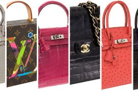 From black-on-black exotic Birkins to Chanel bicycles, we have your first look at the Heritage Spring Luxury Auction