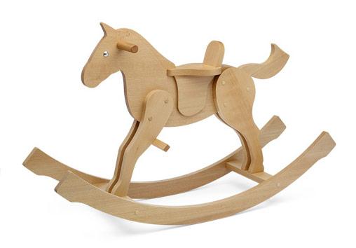 Hermes Rocking Horse