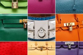 Calling all Hermes lovers, we have exclusive peek of the colorful Madison Avenue Couture Event on Rue La La