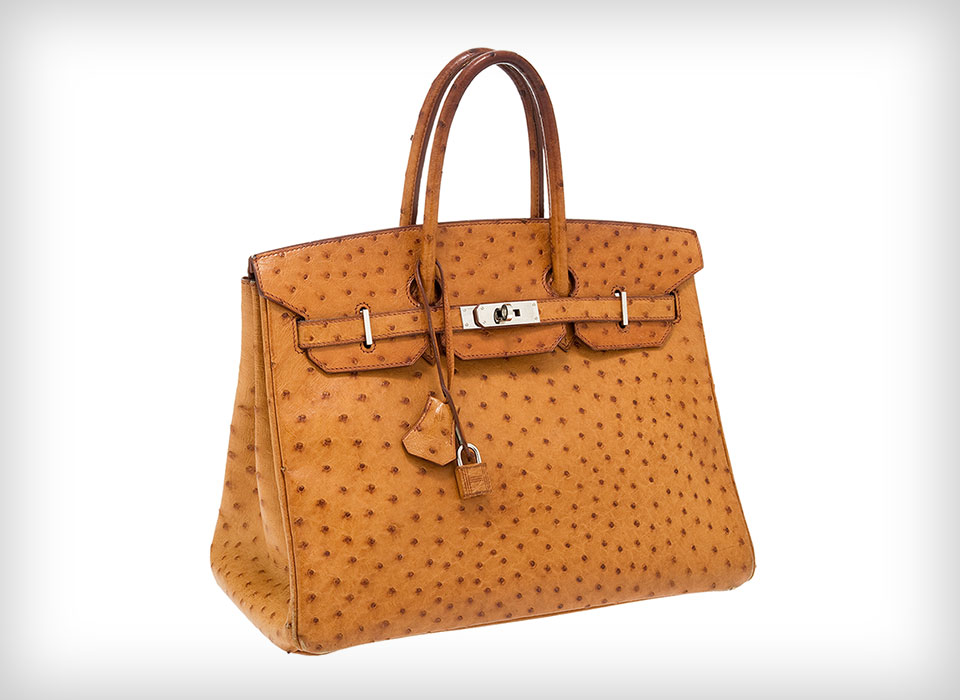 Kelly Rutherford's Hermes Birkin up for auction
