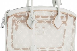 Louis Vuitton Monogram Transparence Lockit