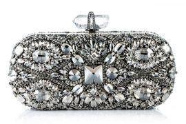 Your daily dose of pretty: Marchesa's Fall 2012 evening bags
