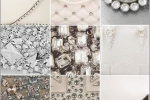 "April Birthday Gift Guide: ""Diamond"" Handbags"
