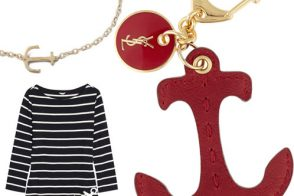 Get your wardrobe summer ready with anchor accessories