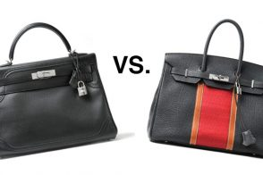 Bag Battles: Hermes Kelly Ghillies vs. Hermes Club Birkin
