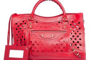 Fab or Drab: Balenciaga Polka Dot Bags