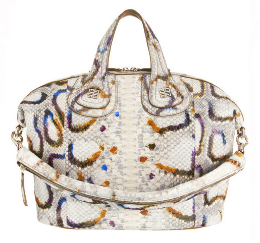 Givenchy-Nightingale-Painted-Python
