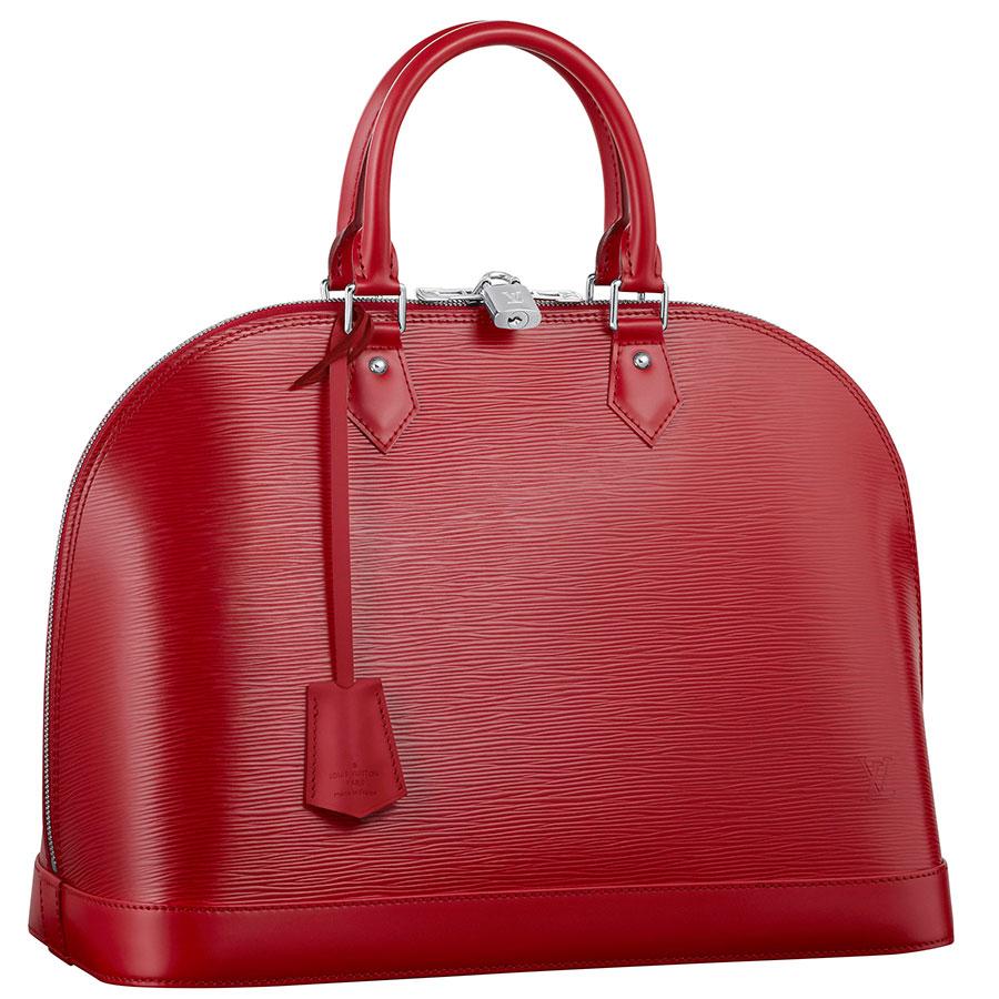 6c83c27028ff The Rainbow of Louis Vuitton Epi Leather Colors - PurseBlog