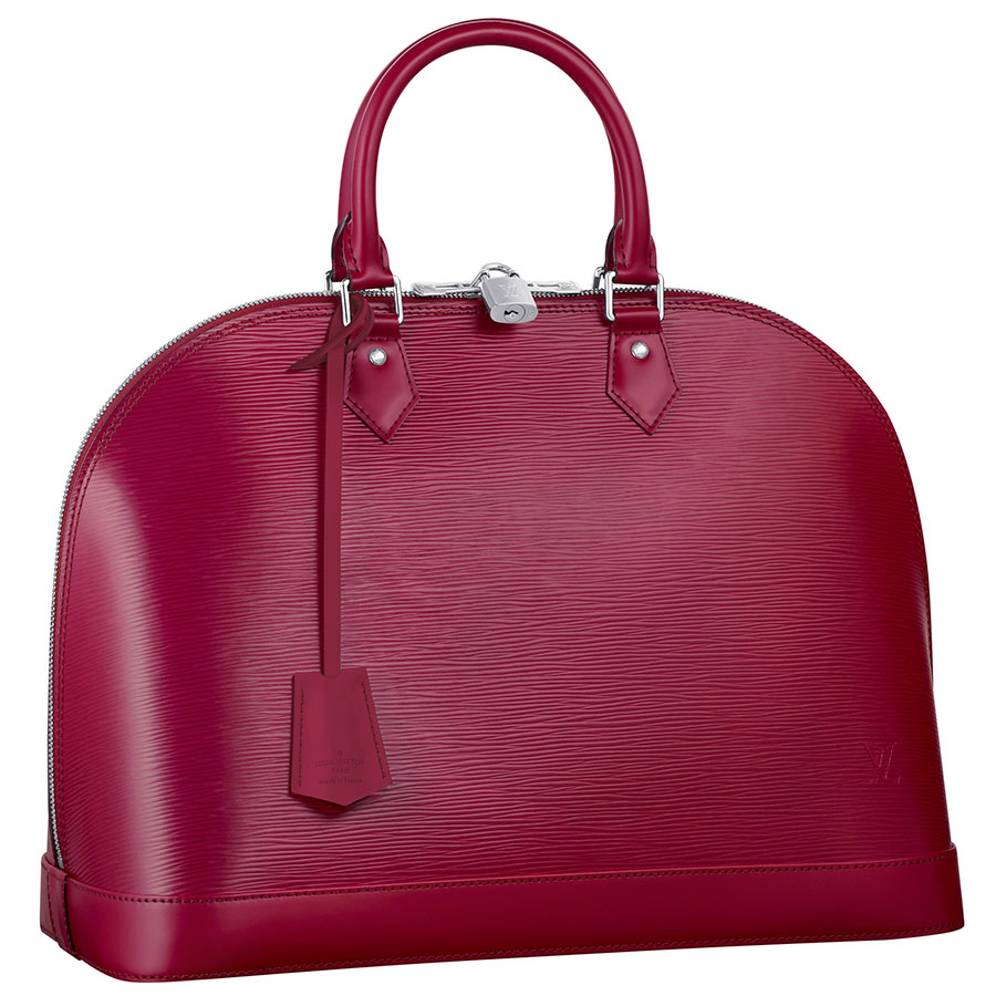797ddea1f048 The Rainbow of Louis Vuitton Epi Leather Colors - PurseBlog
