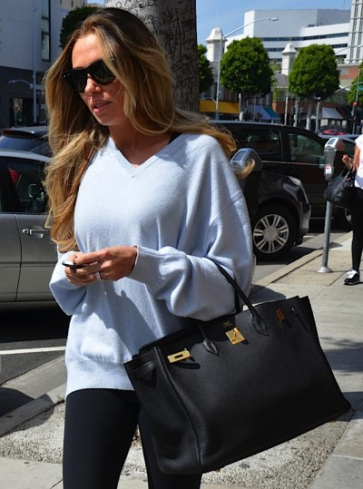 birkin shoulder bag - Who are Tamara and Petra Ecclestone and why do they have so many ...