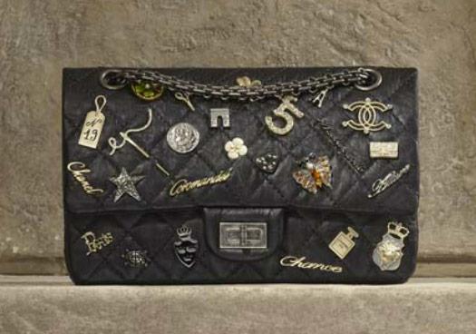 portemonnee van chanel