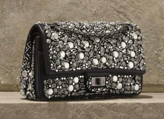 Chanel Metiers d'Art 2012 Outstanding Pieces (4)