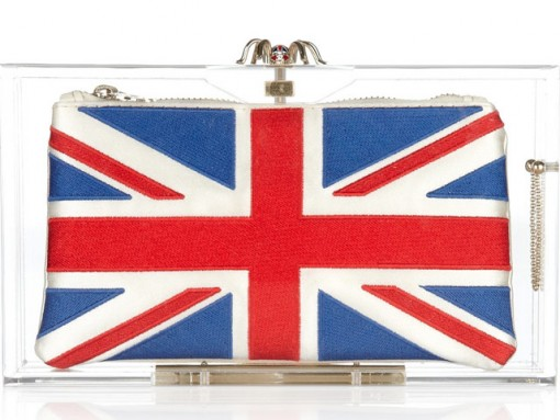 Charlotte Olympia Pandora London 2012 Perspex Clutch