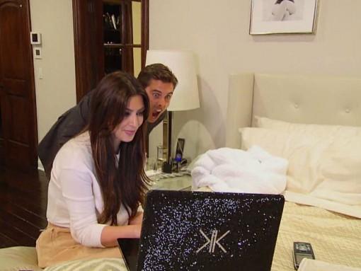 Kim and Scott