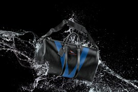 Louis Vuitton Cup Waterproof Keepall 55 Bandouliere (2)