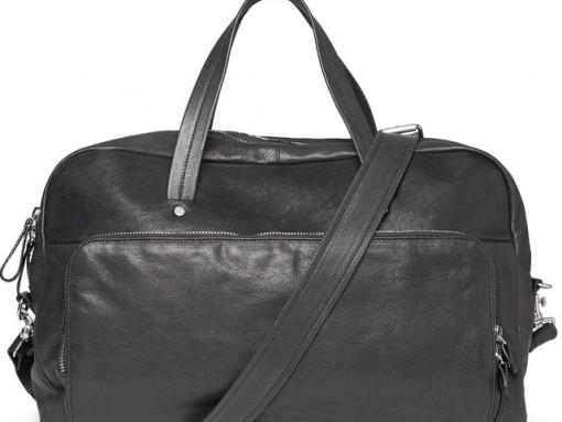 Maison Martin Margiela Leather Holdall Bag