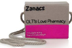 Love it or Leave it: Olympia Le-Tan Pill Box Zanacs Clutch