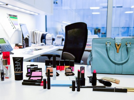 What's In Her Bag: Julia Sloan of NARS (1)