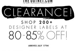 Shop The OUTNET Clearance!