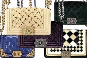 Boy oh boy, I'd really love a Boy Chanel Bag