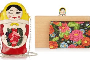 Charlotte Olympia gets a little Russian on us