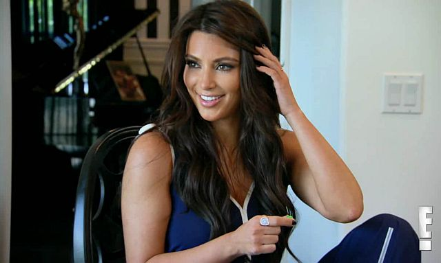 Kim Kardashian episode 9