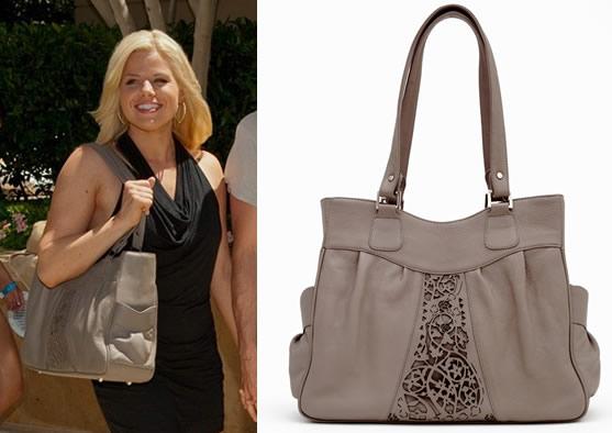 Megan Hilty Free Endearment Bag