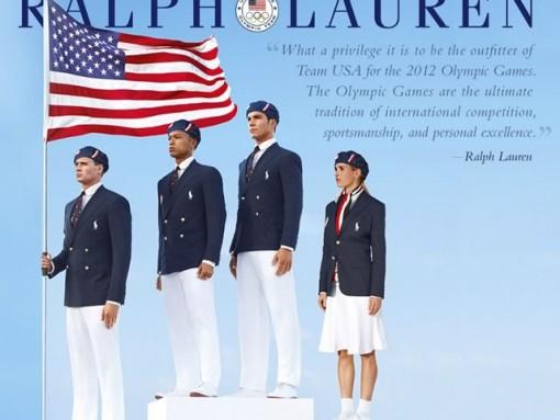 Ralph Lauren Team USA Uniforms 2012