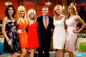 "RHOC: ""I would never want anybody to gangbang you."""