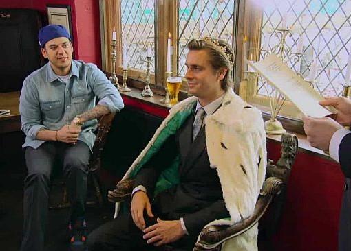 Scott and Rob