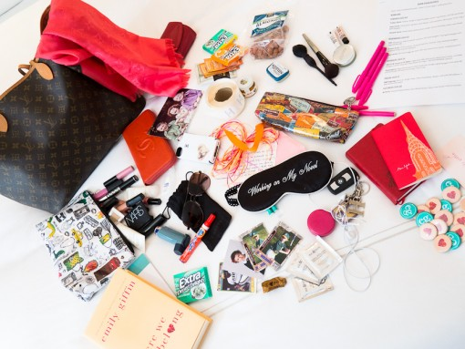 What's In Her Bag: Emily Giffin (1)