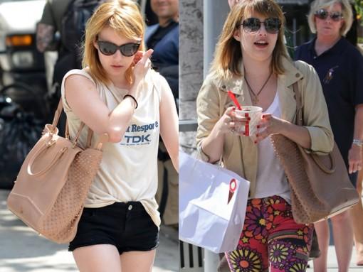 Emma Roberts Christian Louboutin Bag