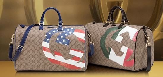 Gucci GG Flag Collection