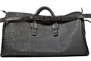 Man Bag Monday: The Parabellum Duffle Bag