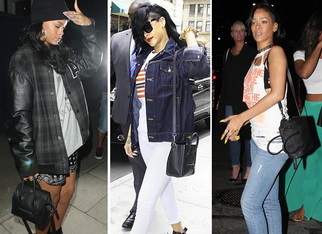 Rihanna Celine Nano
