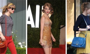 The Many Bags of Taylor Swift