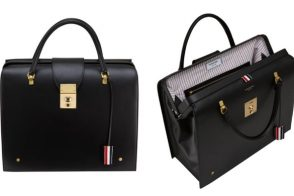 Man Bag Monday: Thom Browne Mr. Thom Doctors Bag