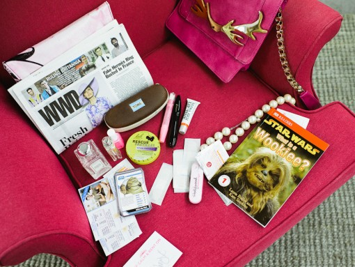 What's In Her Bag: Lucy Sykes-Rellie (1)