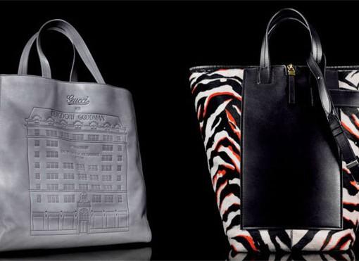 Bergdorf Goodman 111th Anniversary Bags