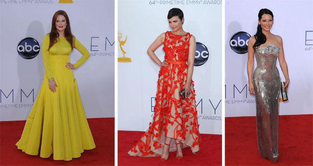 Best Emmys Looks 2012