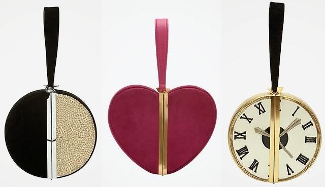 Diane von Furstenberg Limited Edition Box Clutches