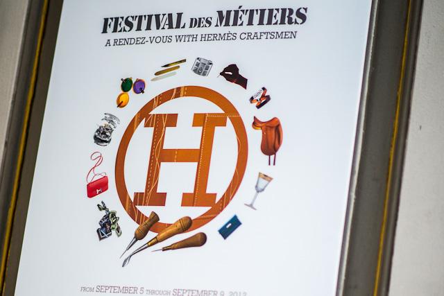 Hermès Festival des Métiers (1)