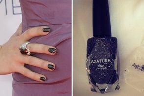 Kelly Osbourne gets a $250k Black Diamond manicure