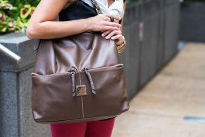 Need a school bag? Try Dooney & Bourke