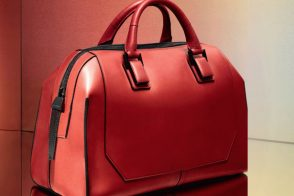 Narciso Rodriguez debuts handbags with the Bowler Tote