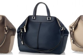 Tods Leather Tote Bag