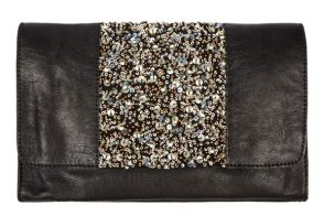 On a budget? We have an AllSaints clutch for you.