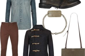 Man Bag Monday: An AllSaints Styling Session