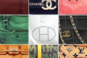 Chanel, Hermes, Balenciaga, and Louis Vuitton – oh my! All on Rue La La