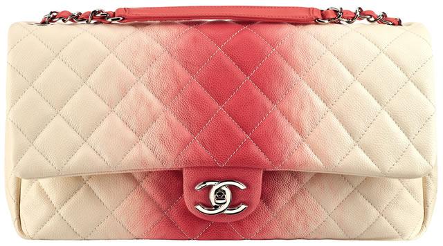 Chanel Tie Dye Classic Flap